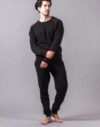 COMFORT SWEAT - BLACK (2)