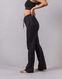 CONFORT SWEAT PANT - BLACK (1)