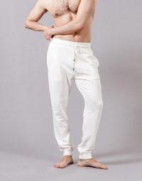 CONFORT SWEAT PANT - WHITE (1)