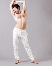 CONFORT SWEAT PANT - WHITE (3)