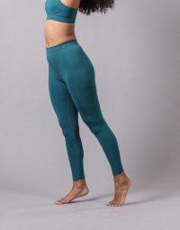SOFT ACTIVE LEGGING - BLUE CORAL (2)