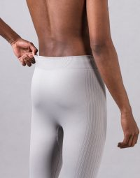 SOFT ACTIVE RUNNING TIGHTS - ALLOY (3)