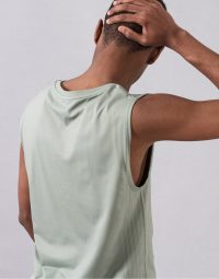 SOFT ACTIVE TANK TOP - GREEN (2)