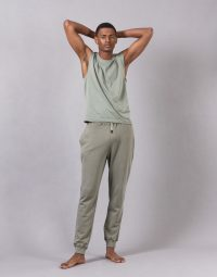 SOFT ACTIVE TANK TOP - GREEN (3)
