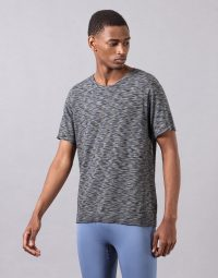 SOFT BAMBOO T´SHIRT - MULTICOLOR BLUE (3)