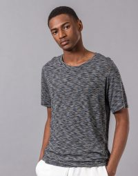 SOFT BAMBOO T´SHIRT - MULTICOLOR BLUE (5)